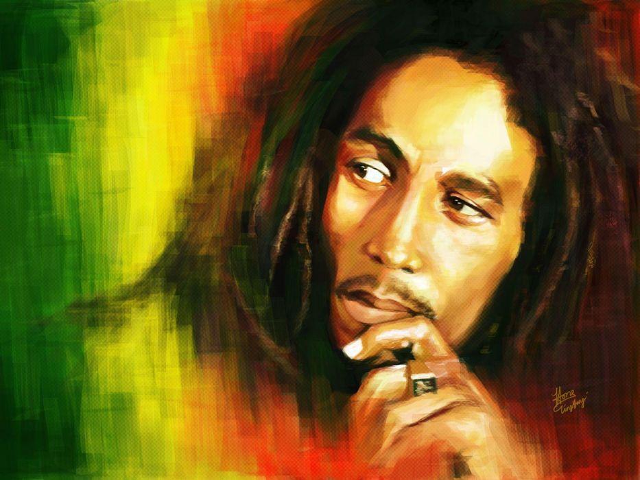Bob Marley   q wallpaper