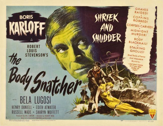 body snatcher poster wallpaper