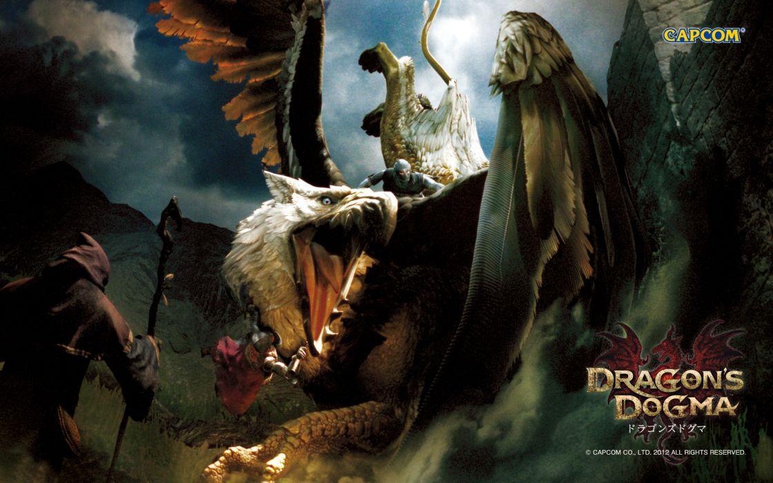 capcom dragon's dogma wallpaper