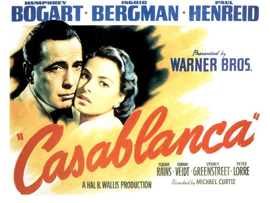 Casablanca Movie Poster wallpaper