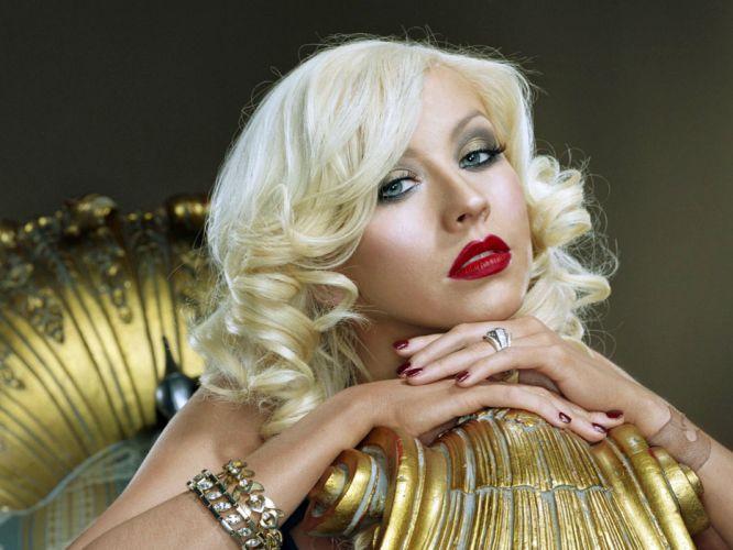 Christina Aguilera Music Celebrities Girls s wallpaper