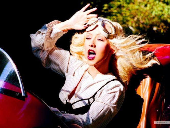Christina Aguilera Music Celebrities Girls d wallpaper