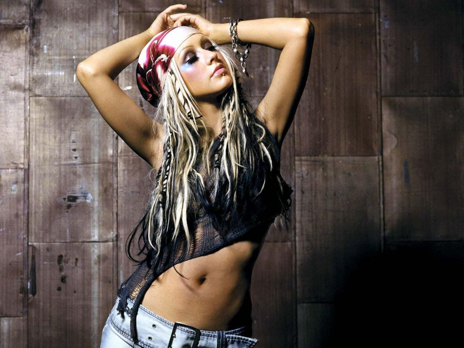 Christina Aguilera Music Celebrities Girls       h wallpaper