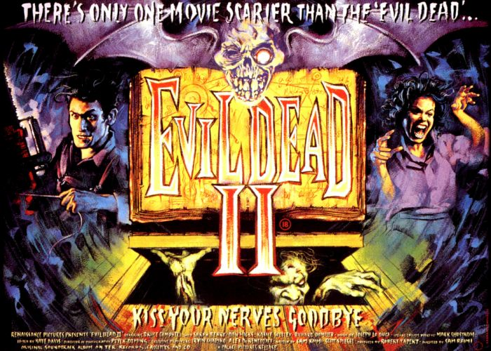 Evil Dead Movie Poster Drawing x wallpaper