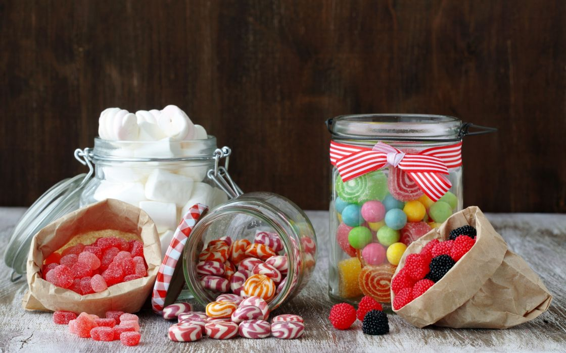 jelly beans candy marshmallow wallpaper