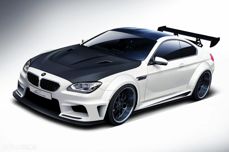 Lumma 2012 Design BMW M6 tuning q wallpaper