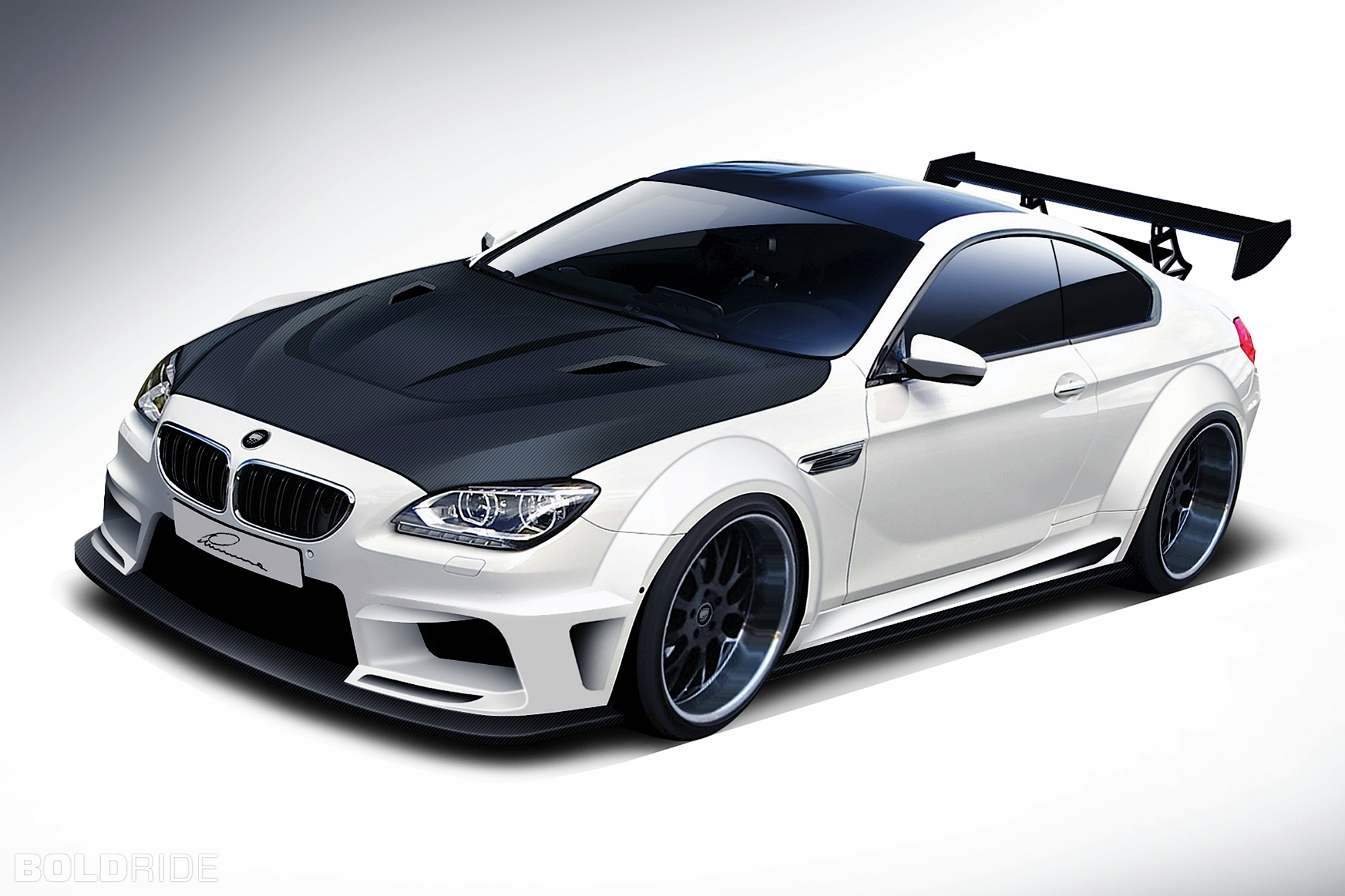 Photo Collection Bmw M6 Tuning Wallpapers