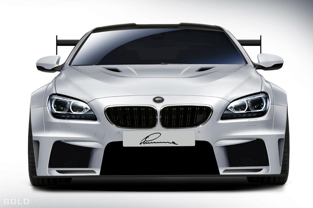 Lumma 2012 Design BMW M6 tuning wallpaper
