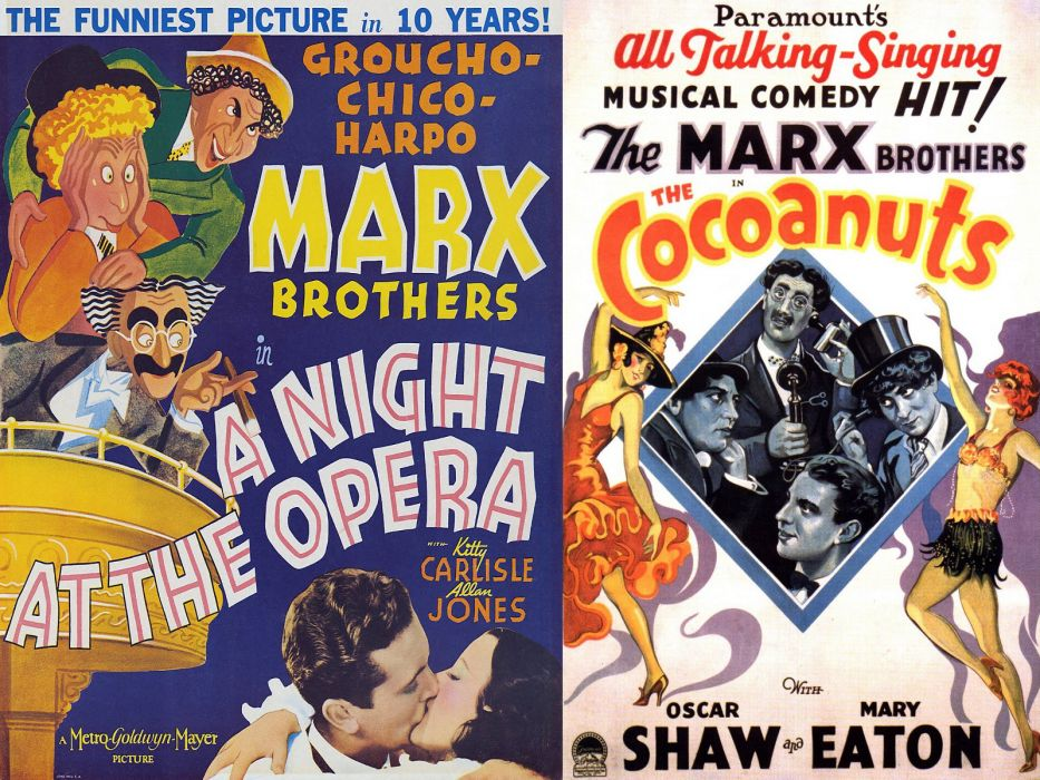 Movie Poster marx wallpaper
