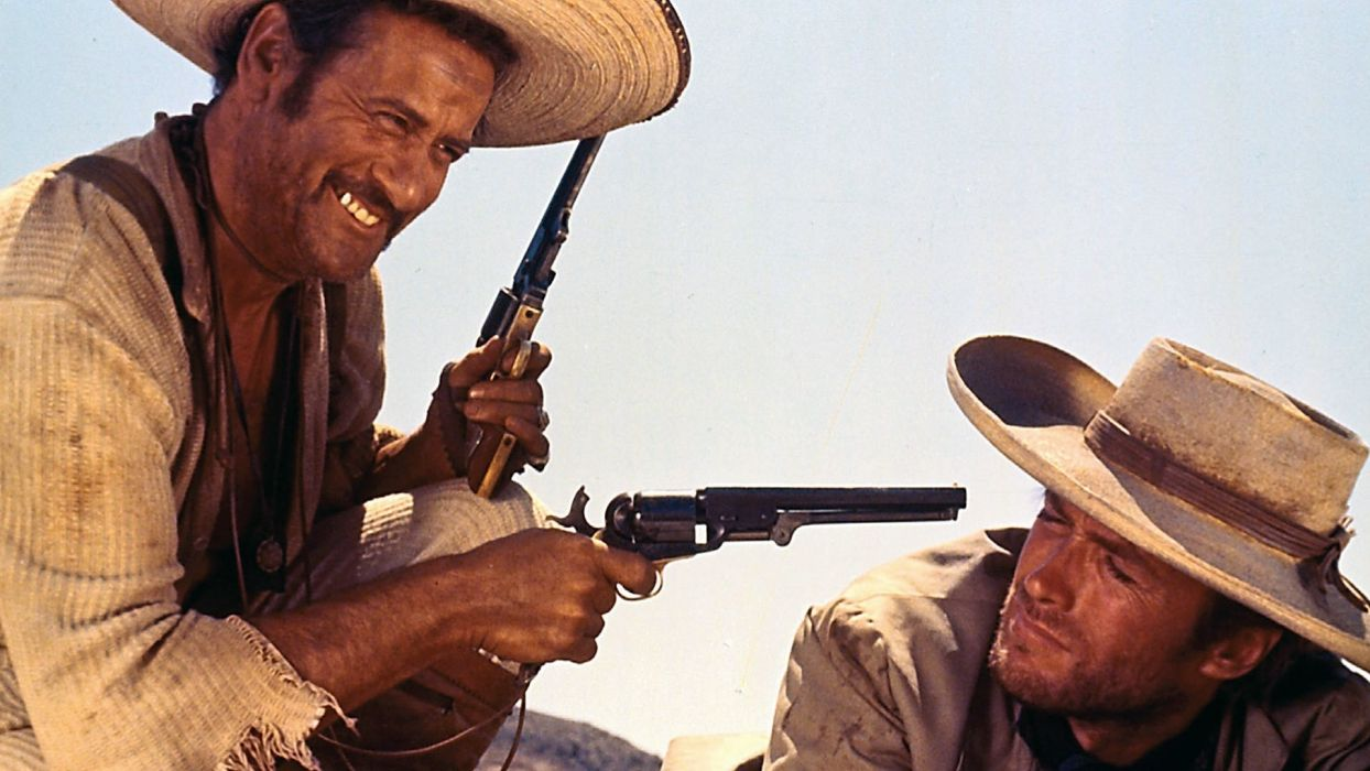 movies the good the bad and the ugly Entertainment clint eastwood wallpaper