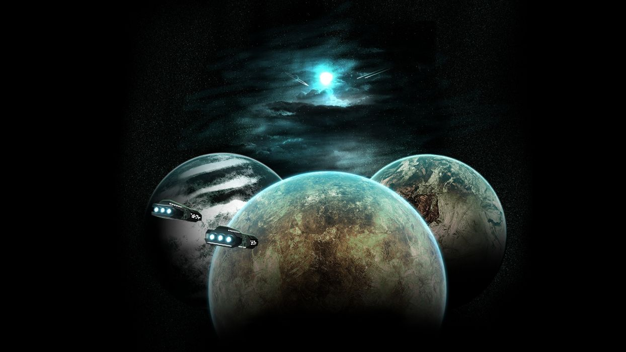 outer space science fiction Industry Science spaceships spaceship wallpaper
