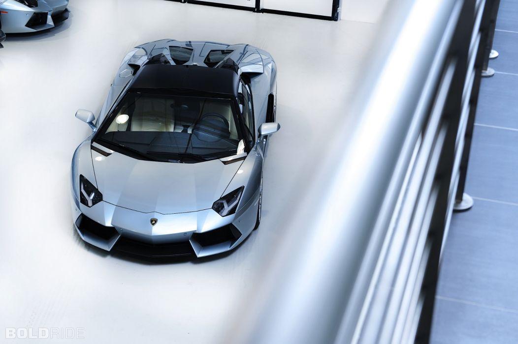 Roadster 2013 Lamborghini Aventador LP700-4 supercar supercars       t wallpaper