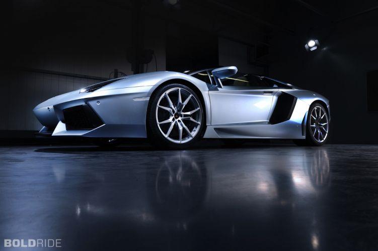 Roadster 2013 Lamborghini Aventador LP700-4 supercar supercars q wallpaper
