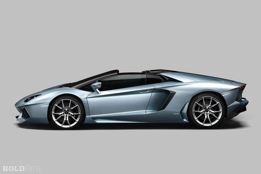 Roadster 2013 Lamborghini Aventador LP700-4 supercar supercars      r wallpaper