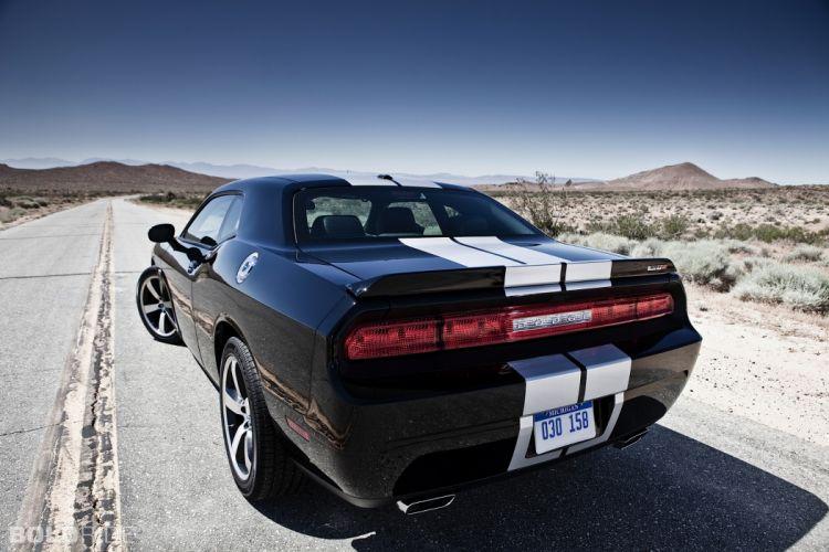 SRT8 2012 Dodge Challenger 392 h wallpaper
