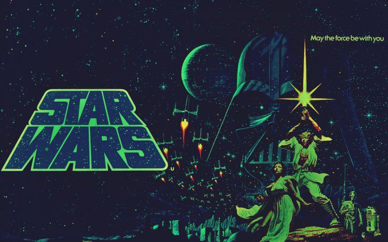 Star Wars Movie Poster e wallpaper