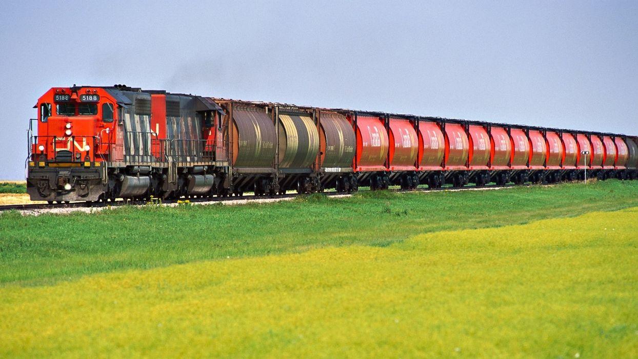 Vehicles Trains wallpaper