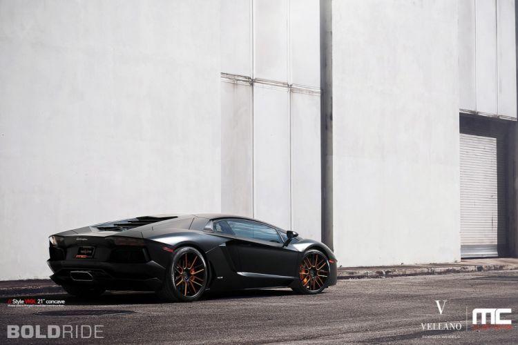 Vellano Wheels 2012 Lamborghini Aventador LP700 supercar supercars g wallpaper