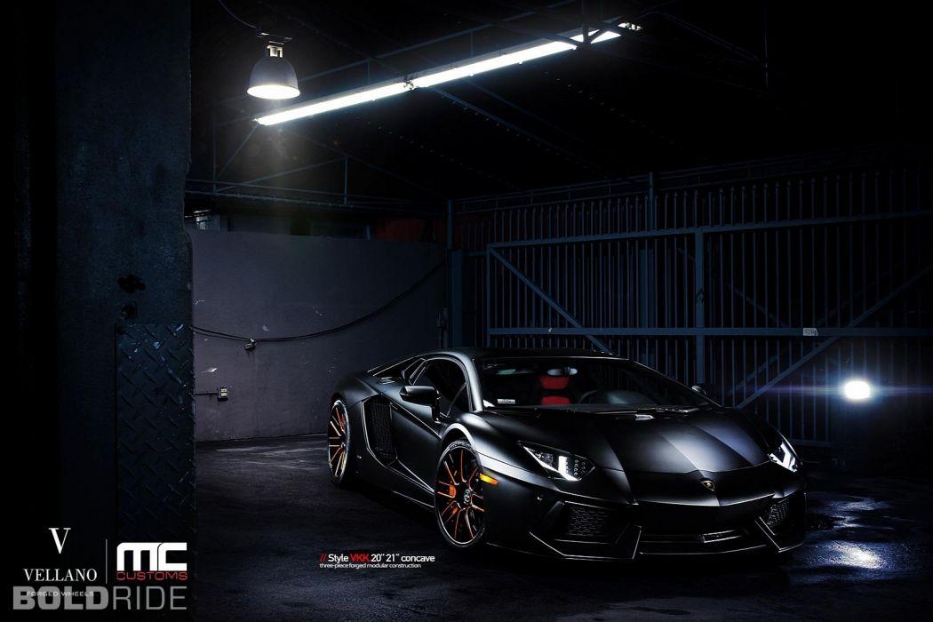 Vellano Wheels 2012 Lamborghini Aventador LP700 supercar supercars     q wallpaper