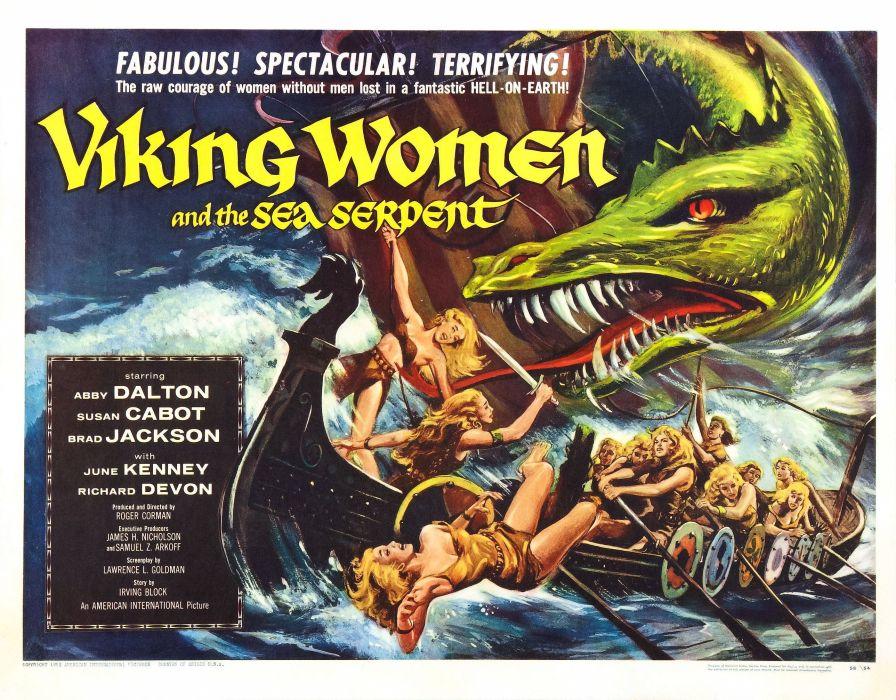 Viking Women Movie Poster wallpaper