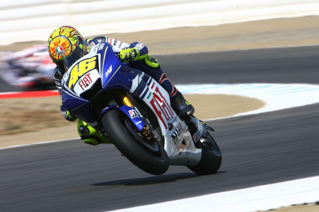 Yamaha Wheelie Sportbike wallpaper