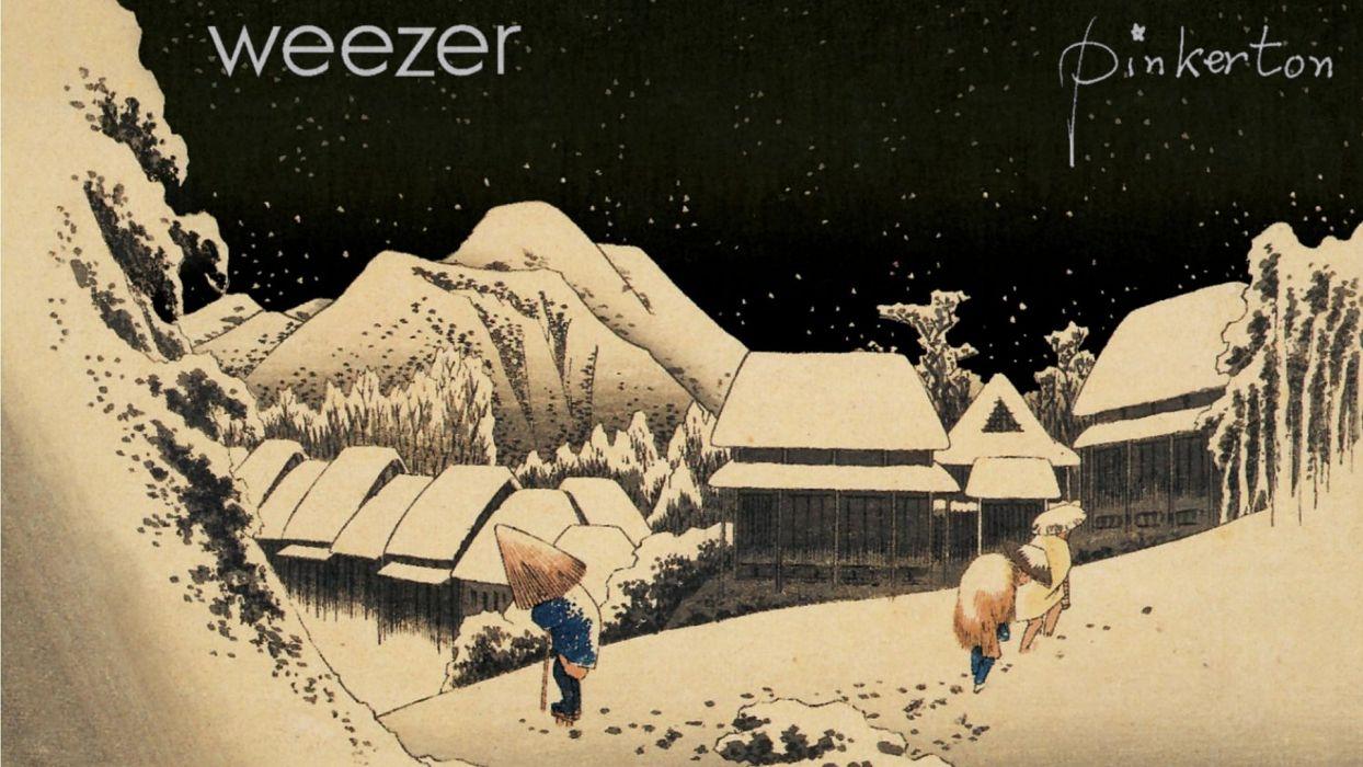 weezer music bands Entertainment Music wallpaper