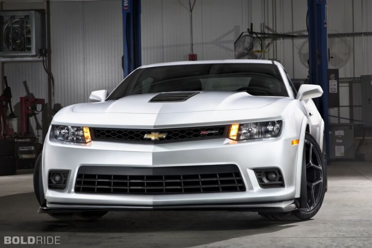2014 Chevrolet Camaro Z-28 muscle cars wallpaper