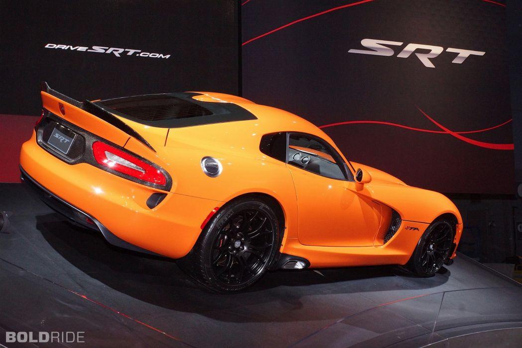 2014 SRT Viper TA supercar supercars         v wallpaper