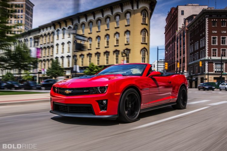 2013 Chevrolet Camaro ZL1 Convertible muscle cars w wallpaper