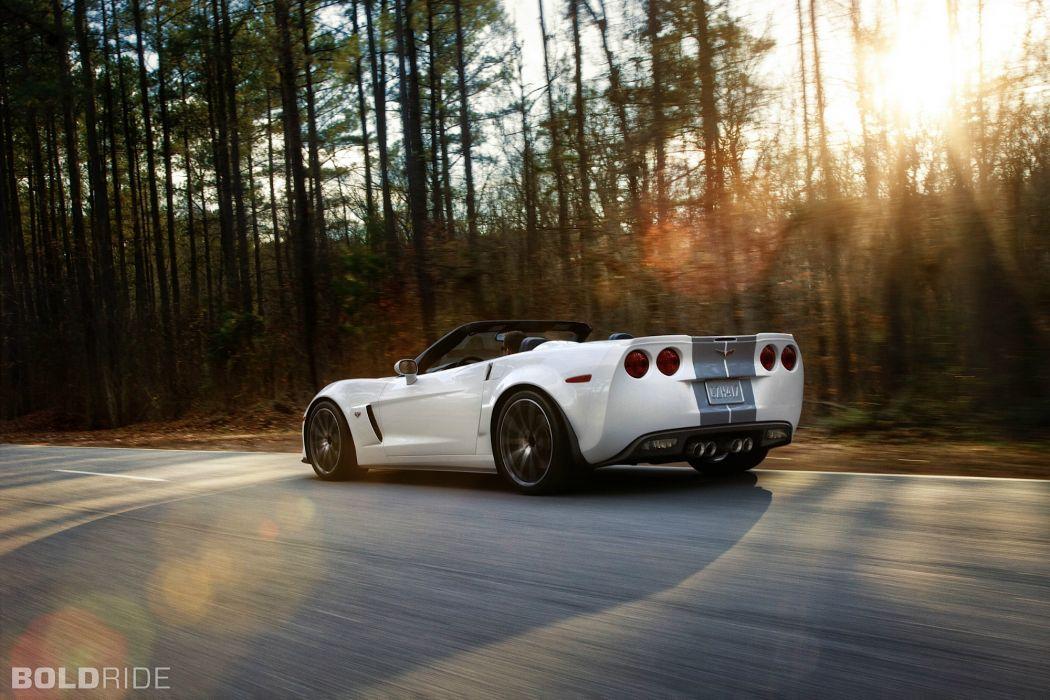 2013 Chevrolet Corvette 427 Convertible supercar supercars muscle      r wallpaper