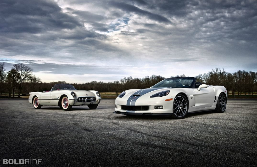 2013 Chevrolet Corvette 427 Convertible supercar supercars muscle      q wallpaper