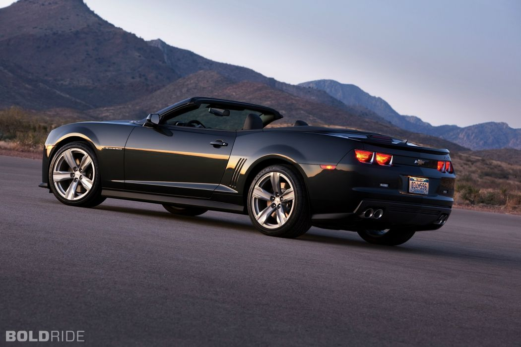 2013 Chevrolet Camaro ZL1 Convertible muscle cars        t wallpaper