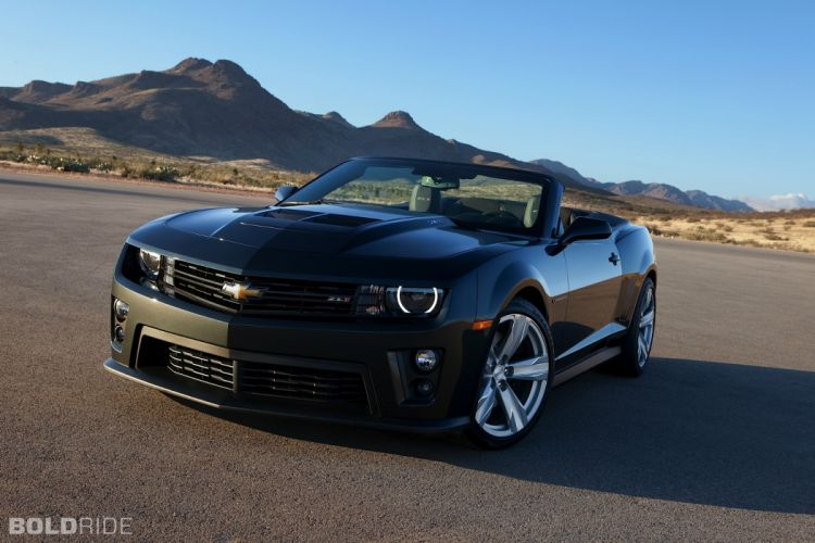 2013 Chevrolet Camaro ZL1 Convertible muscle cars b wallpaper