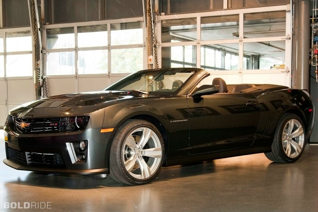 2013 Chevrolet Camaro ZL1 Convertible muscle cars       e wallpaper