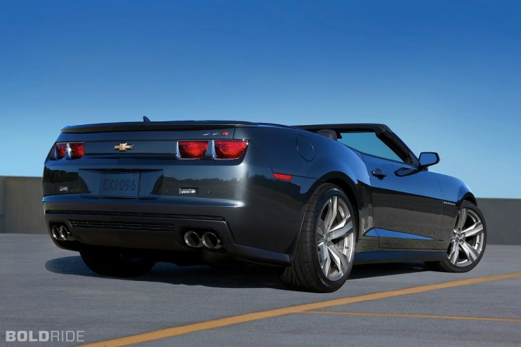 2013 Chevrolet Camaro ZL1 Convertible muscle cars g wallpaper