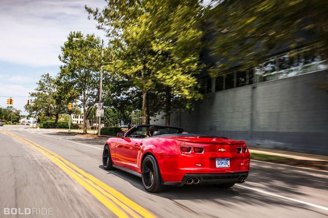 2013 Chevrolet Camaro ZL1 Convertible muscle cars       y wallpaper