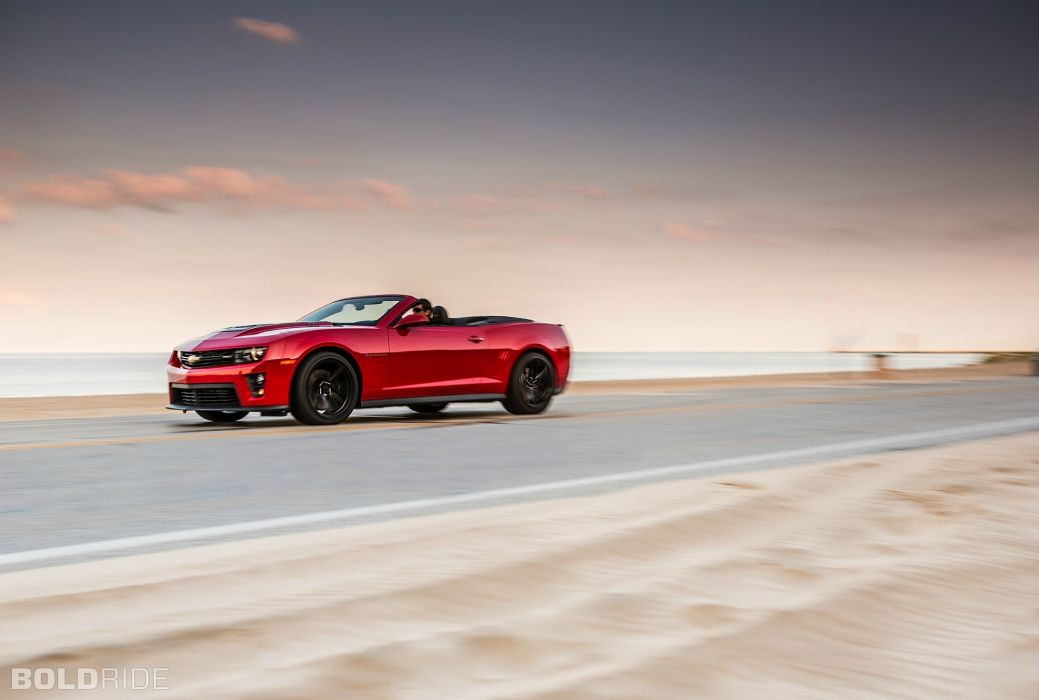 2013 Chevrolet Camaro ZL1 Convertible muscle cars      h wallpaper