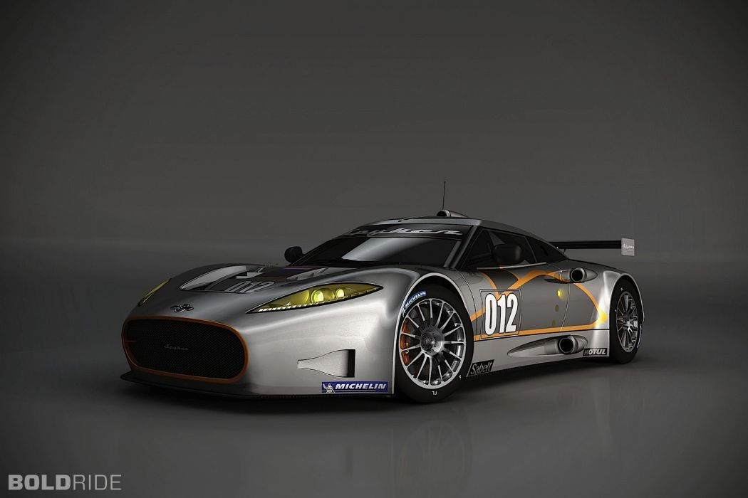 2012 Spyker C8 Aileron GT racing race cars supercars supercar wallpaper