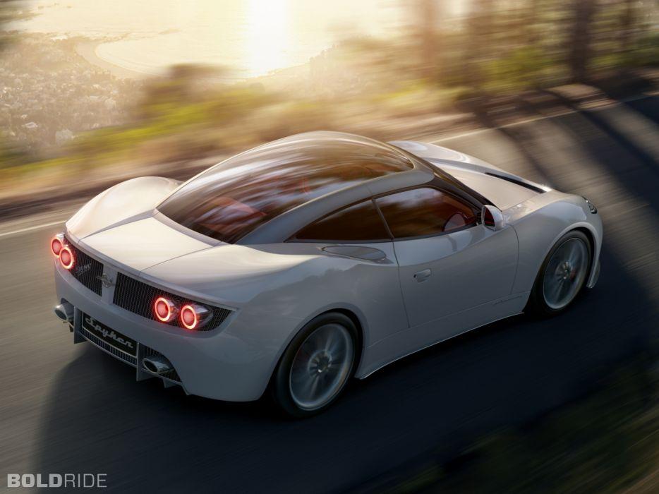 2013 Spyker B6 Venator Concept supercars supercar     r wallpaper