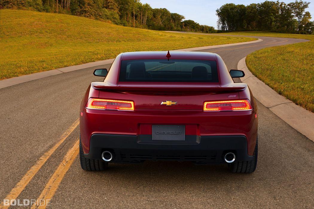 2014 Chevrolet Camaro SS muscle cars car     q wallpaper