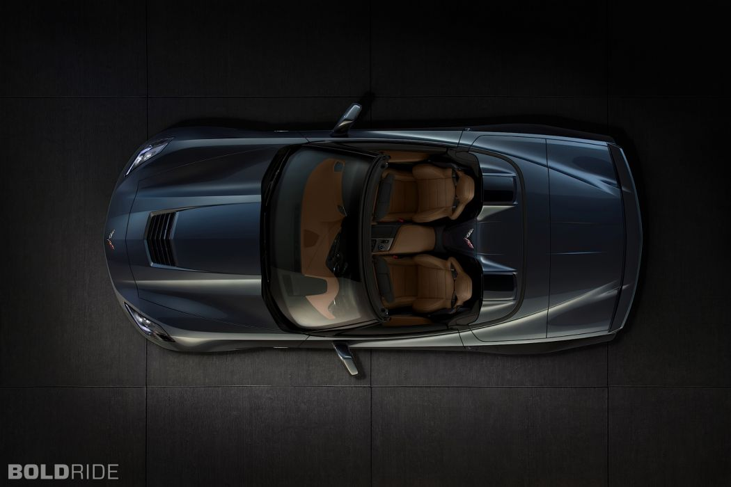 2014 Chevrolet Corvette Stingray Convertible supercars supercar muscle      y wallpaper