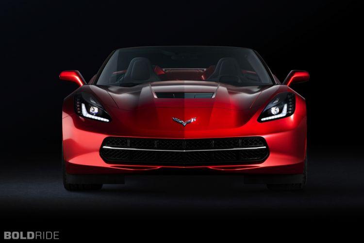 2014 Chevrolet Corvette Stingray Convertible supercars supercar muscle s wallpaper