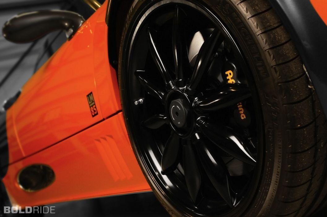 2009 Spyker C8 Laviolette LM85 supercars supercar    r wallpaper