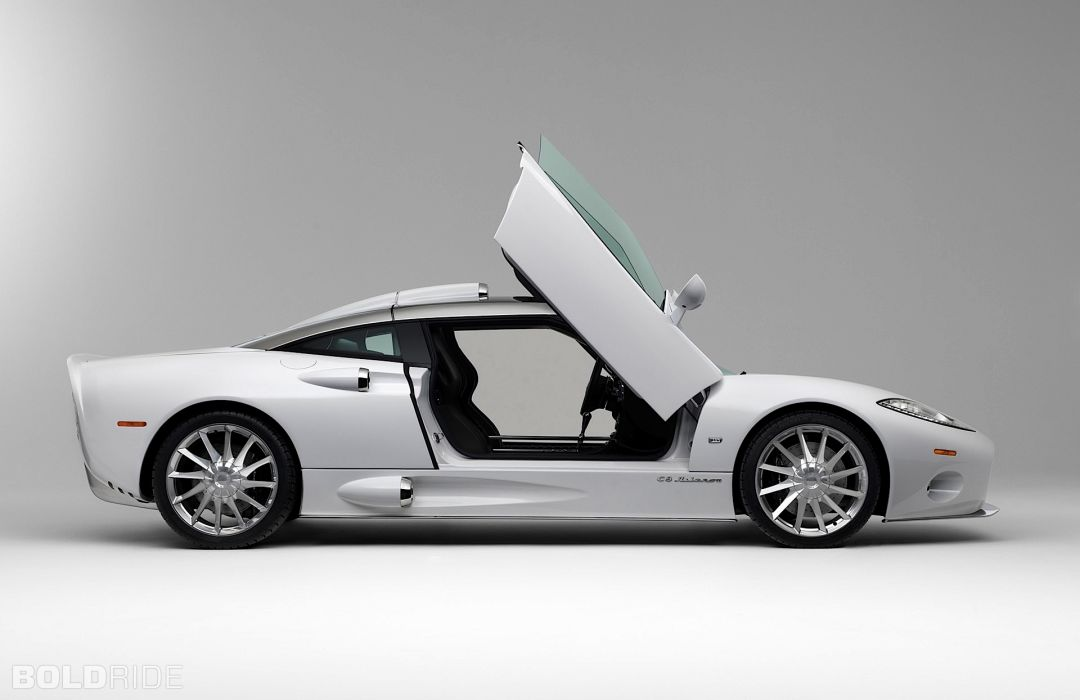 2011 Spyker C8 Aileron supercars supercar    q wallpaper