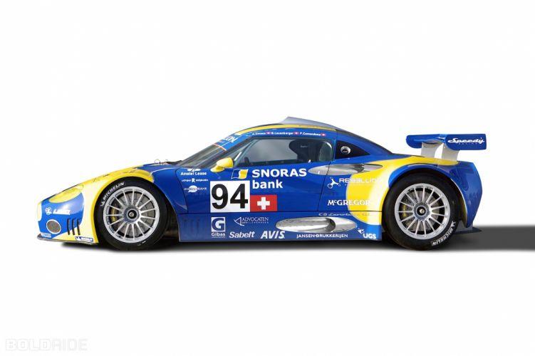 2011 Spyker C8 Laviolette GT2-R race cars racing e wallpaper