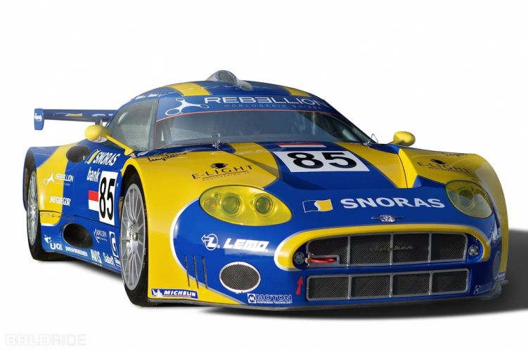 2011 Spyker C8 Laviolette GT2-R race cars racing q wallpaper