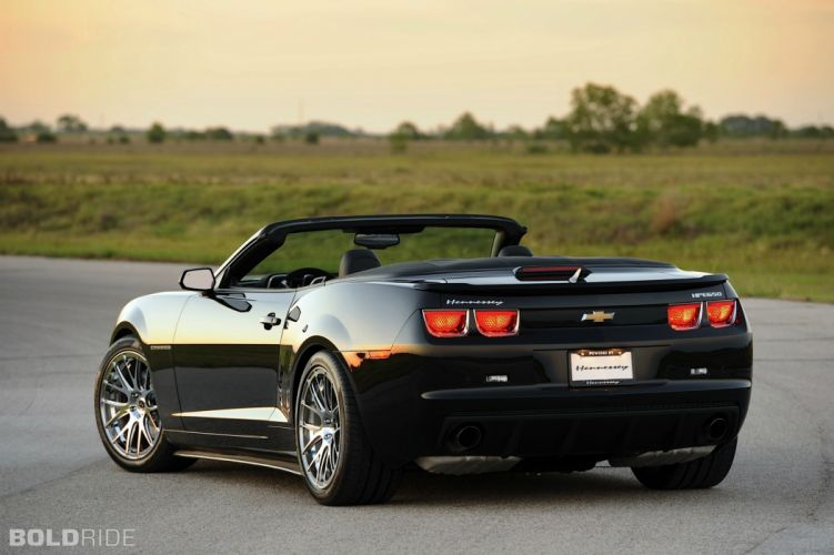 2012 Hennessey Chevrolet Camaro muscle cars q wallpaper