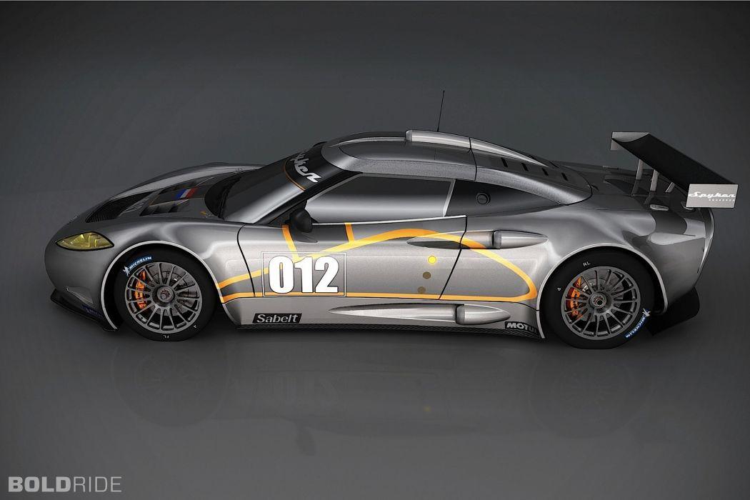 2012 Spyker C8 Aileron GT racing race cars supercars supercar    w wallpaper