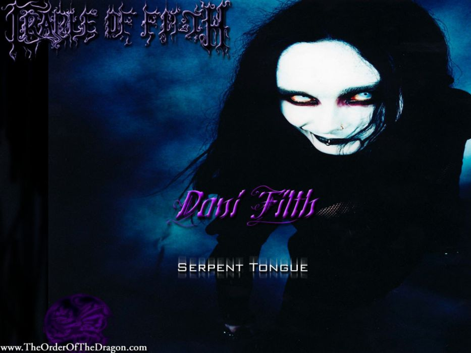 CRADLE OF FILTH gothic metal heavy hard rock band bands group groups    l wallpaper