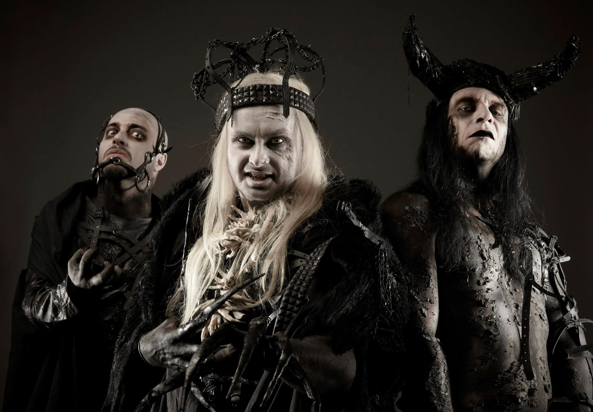 CRADLE OF FILTH gothic metal heavy hard rock band bands